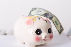 ドルコスト平均法のイメージ