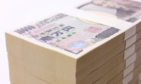 1000万円の札束
