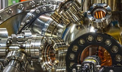 工業ロボットのイメージ