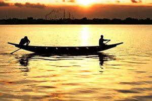 インドの川